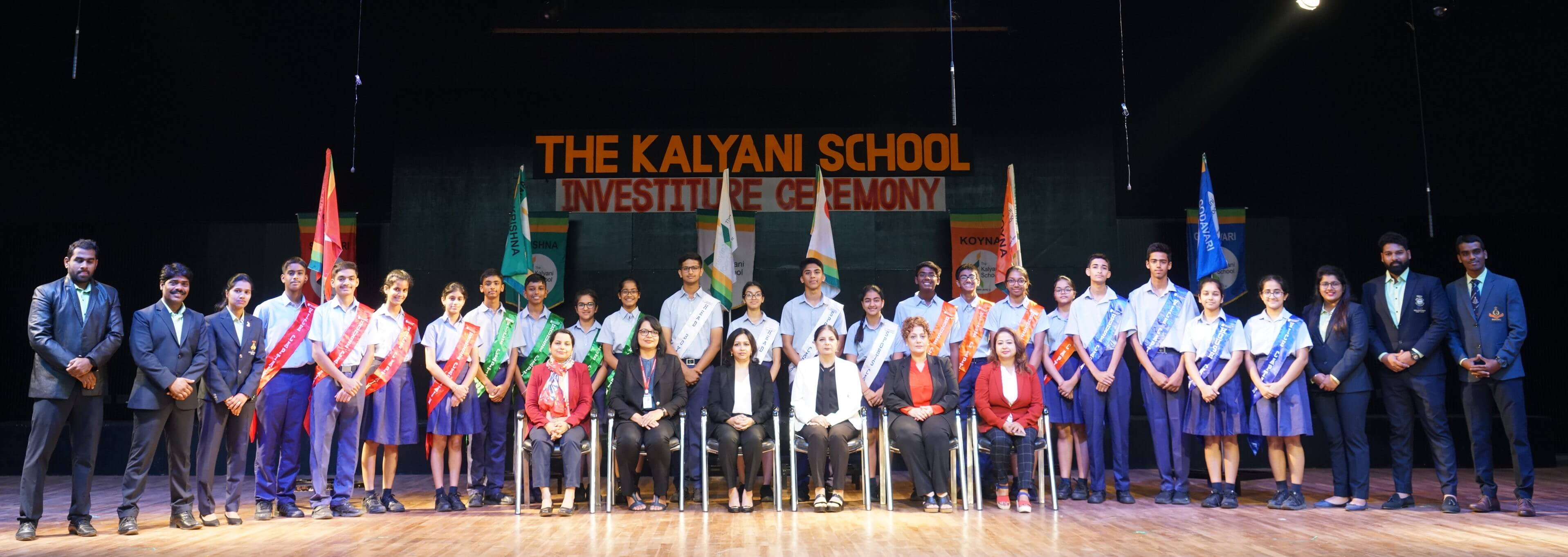 The Kalyani School - Best Higher Secondary CBSE School in Manjari, Pune
